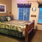 The 'Creekside' room