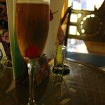 Bar do lobby do hotel