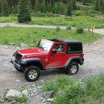 Jeep Willy's 2-Door 4x4 Switzerland of America