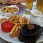 Steak Dinner from Passage House Inn