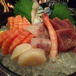 Sashimi Moriawase,...superb!!