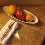 Dragon fruit, delicious!!
