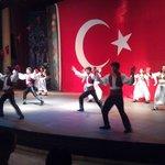 Türk Gecesinde Anfi tiyatro