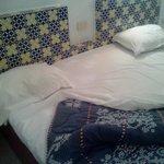 """le lit pour 2 en chambre """"normale"""""""