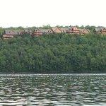 hotel vu du lac