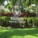 Beautiful Hilton Waikoloa Village