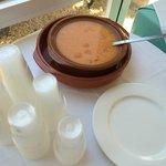 Mmmh: Gazpacho Im Plastikbecher noch besser