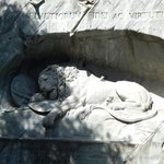 Dying Lion Monument, Lucerene