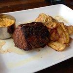 What a hunk of steak!