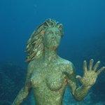 Iconic mermaid