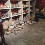 Household pottery