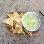 Chips w/Avocado Dip