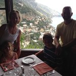 The best lunch we have ever had...Positano
