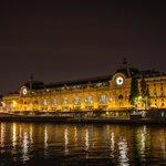 Orsay at night