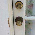 Room 501 - Door Entry
