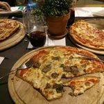 Pizzas correctes sans plus