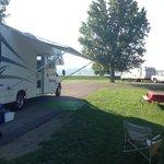 Foto de American Creek Campground