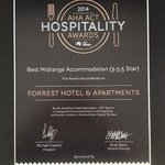 Best Mid Range Accomodation in Canberra and the region.
