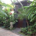 Entrance to our Villa (22)