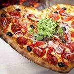 Pizza giaourtoplimmira