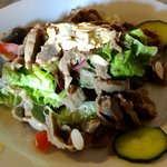Gizzard Salad at Adelaide