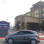 Photo de Hampton Inn & Suites El Paso/East