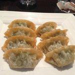 fried gyoza (wow)