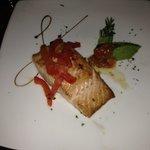 Da Vinci - Sicilian style Salmon