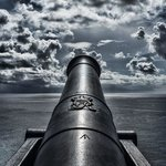 Canon at Fort George in St. Georges