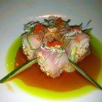 Naked Roll - more sashimi than a maki
