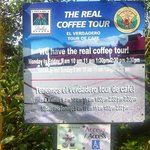 The real coffee tour