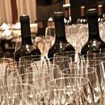 barra de vinos