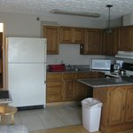 Midtown location kitchen