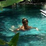 Main swimming pool so beautiful