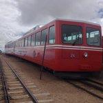The Cog Railway Train
