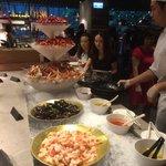 Market restaurant buffet - incredible