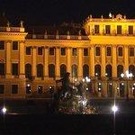 Floodlit Palace
