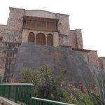 太陽神殿 (コリカンチャ) 外観
