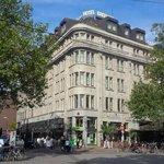 Hotel from Ernst-August-Platz