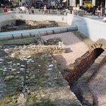 Roman water channel