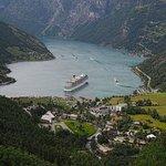 Le fjord de Geiranger