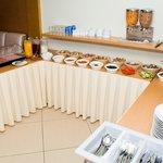 open buffet ontbijt