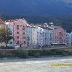 a view of  Innsbruck