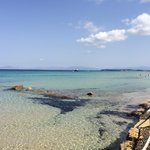 Красивейший пляж отеля Sani