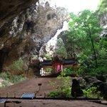 Tempel in der letzten Höhle