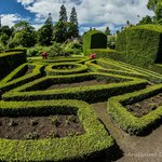 Cawdor Castle giardino