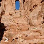 Gate to the heaven - Mose's mountain - Saint Catherine - Siani