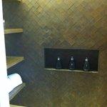 chambre 1210 douche