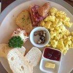 Amerikaans ontbijt