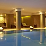 Interior SPA Swimming Pool